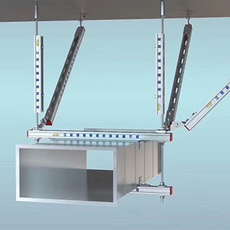 通风系统支吊架