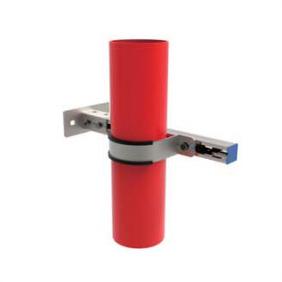 单立柱立管