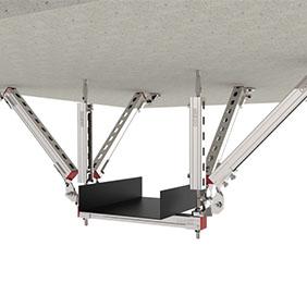 电气桥架吊支架