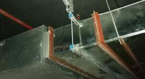 德宏州桥架抗震支架施工