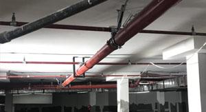 大理州管道抗震支架安装