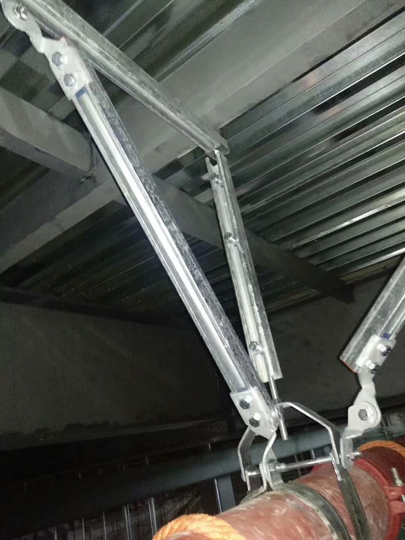给排水系统抗震支吊架产品图片