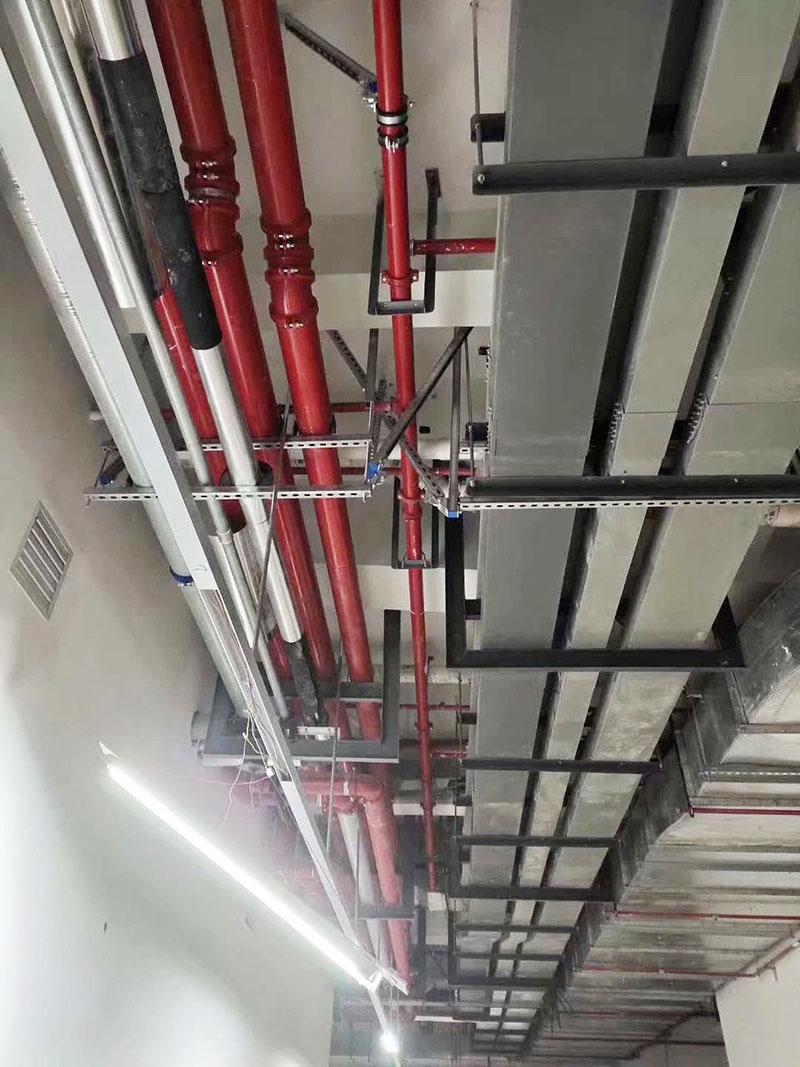 电气系统抗震支吊架产品图片