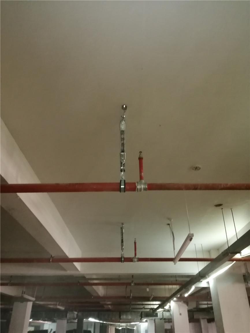 官渡区红星天铂A2地块抗震支架项目图片