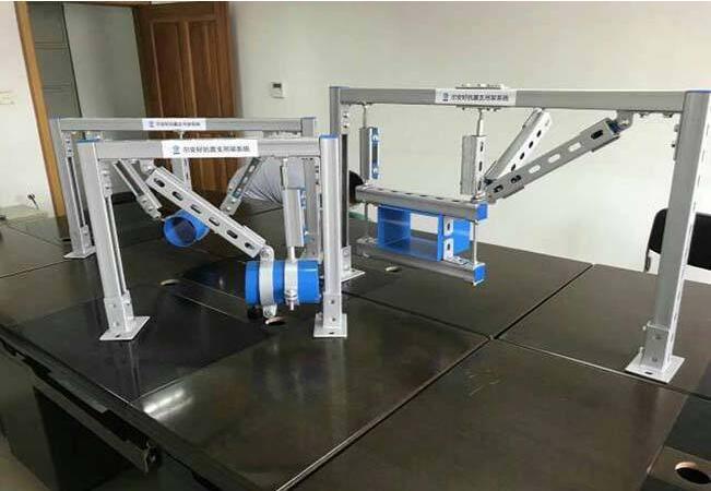 抗震支架在机电设备安装使用