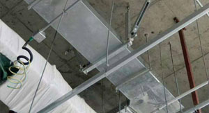 曲靖市桥架抗震支架施工