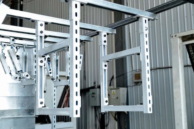 门型抗震支架