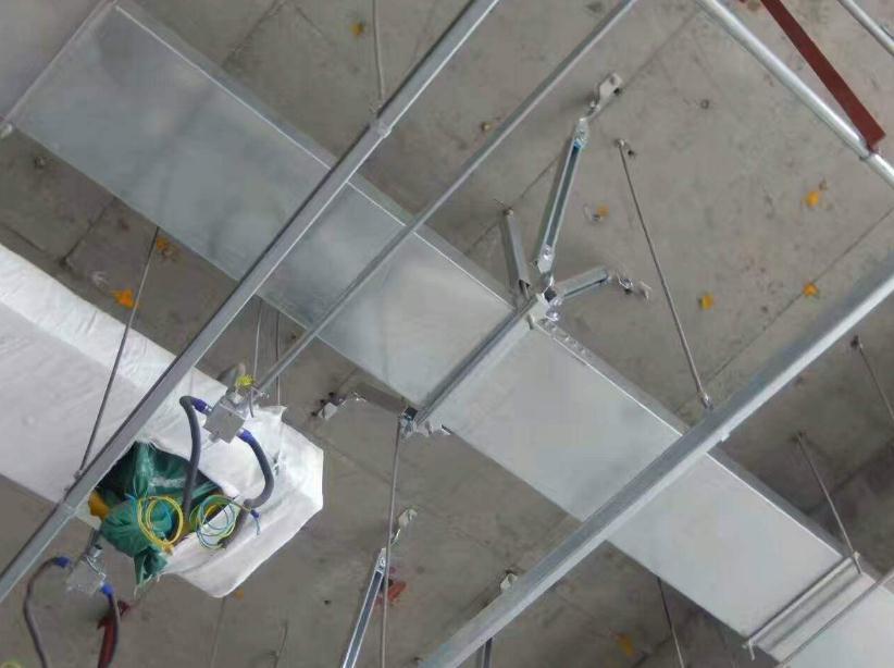 影响抗震支架使用安全的因素图解