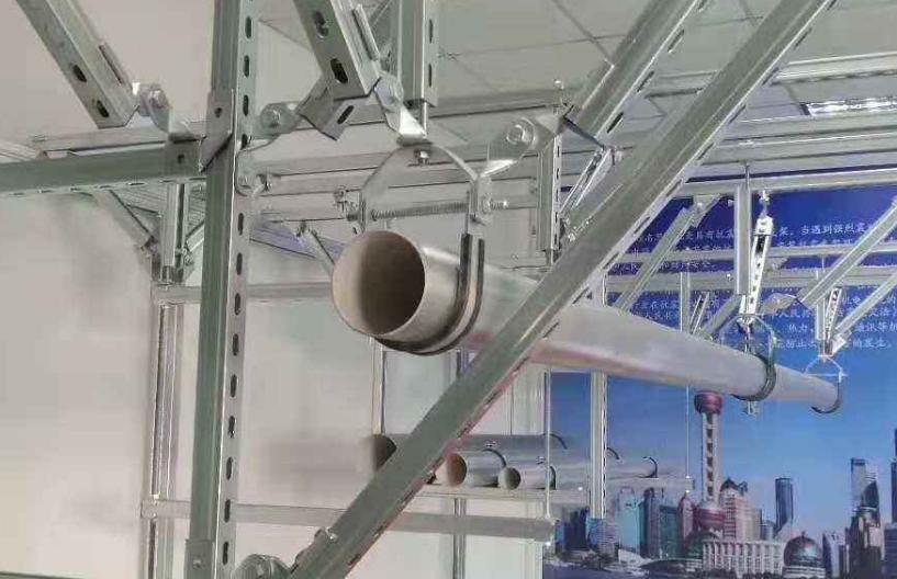 综合抗震支吊架
