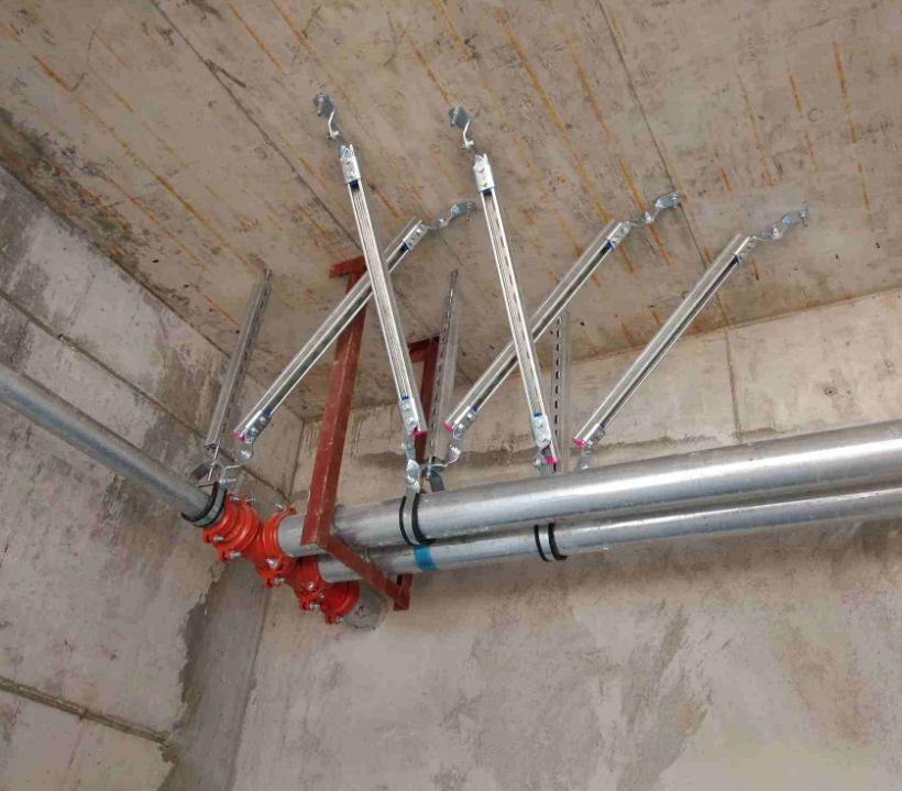 管道抗震支架