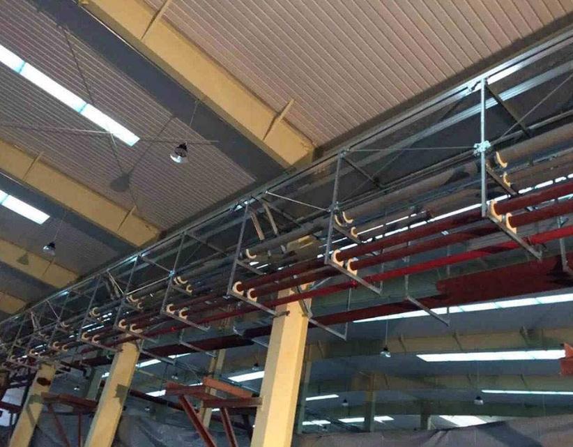 应用在机电工程系统中的抗震支架