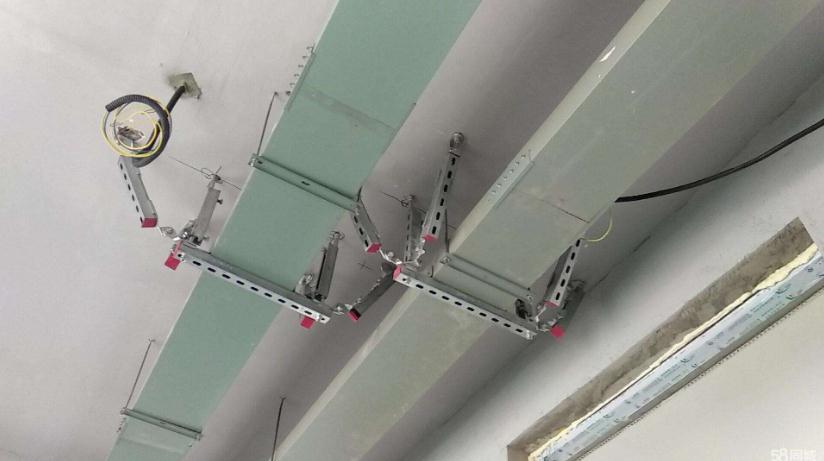 抗震支架斜撑维持模式示范图片
